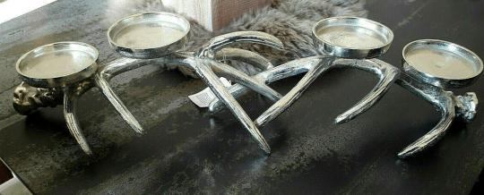 Tischset Platzdecke Platzset Volant natur Shabby Blanc Mariclo