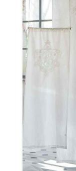 Tasche Pochette Clutch Ibiza, Blanc Mariclo